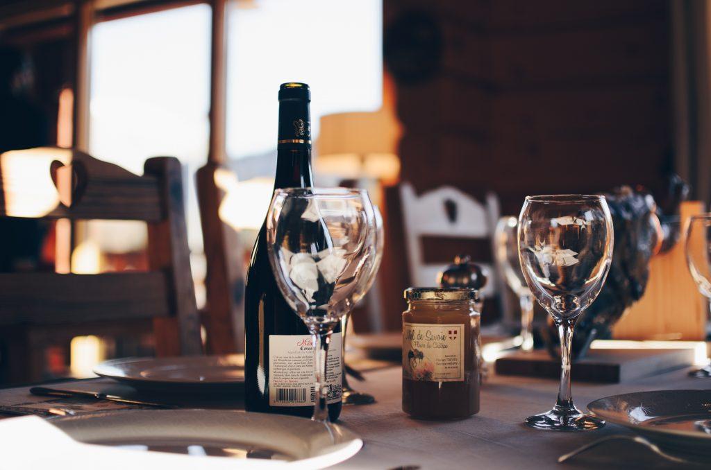 Kaas & wijn: gorgonzola - Perswijn