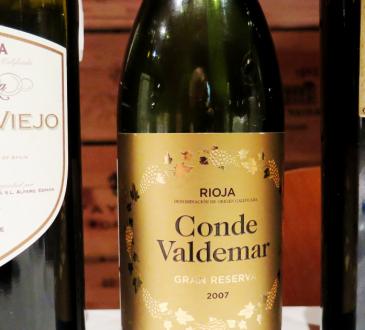 Rioja Conde Valdemar, Burgo Viejo, Baron de Ley
