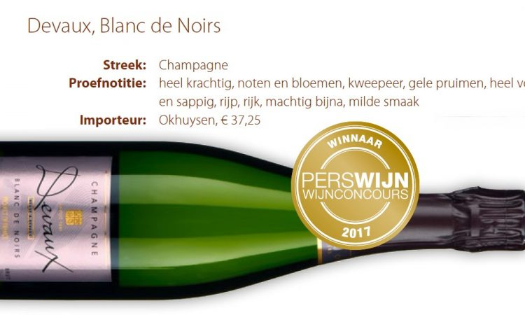 Wijnconcours Champagne