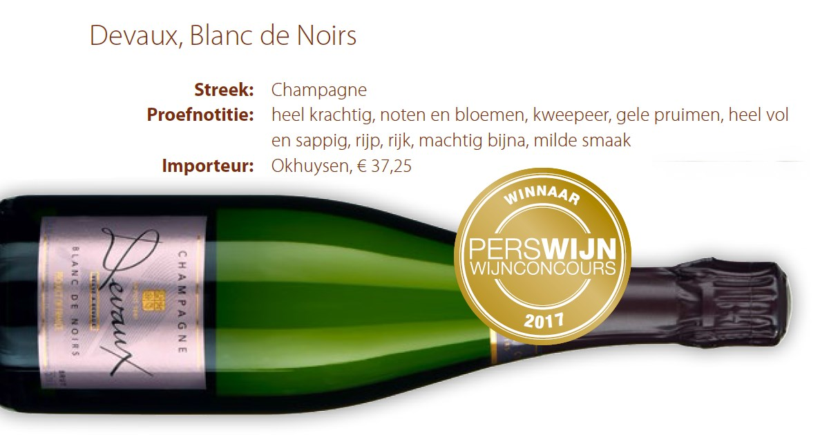 Wijnconcours Champagne