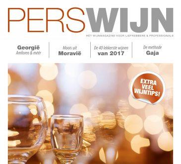 Perswijn 8 - Magazine