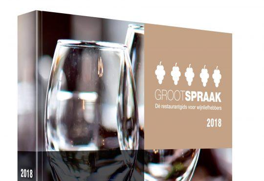 Restaurantgids Grootspraak 2018