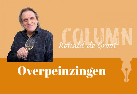 Column Ronald de Groot