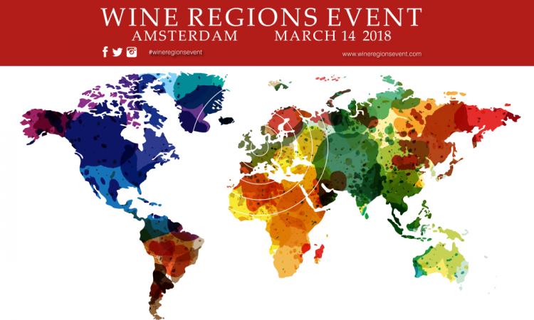 Wine Regions Event 2018