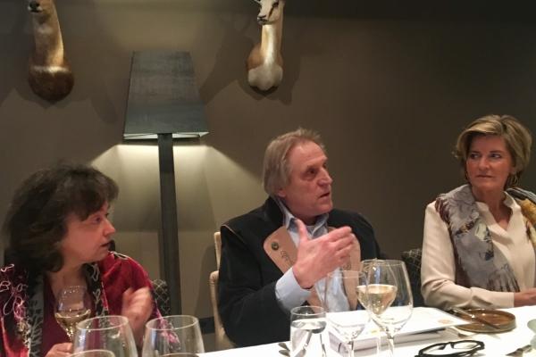 Juryvoorzitter Spaans Wijnconcours Ronald de Groot