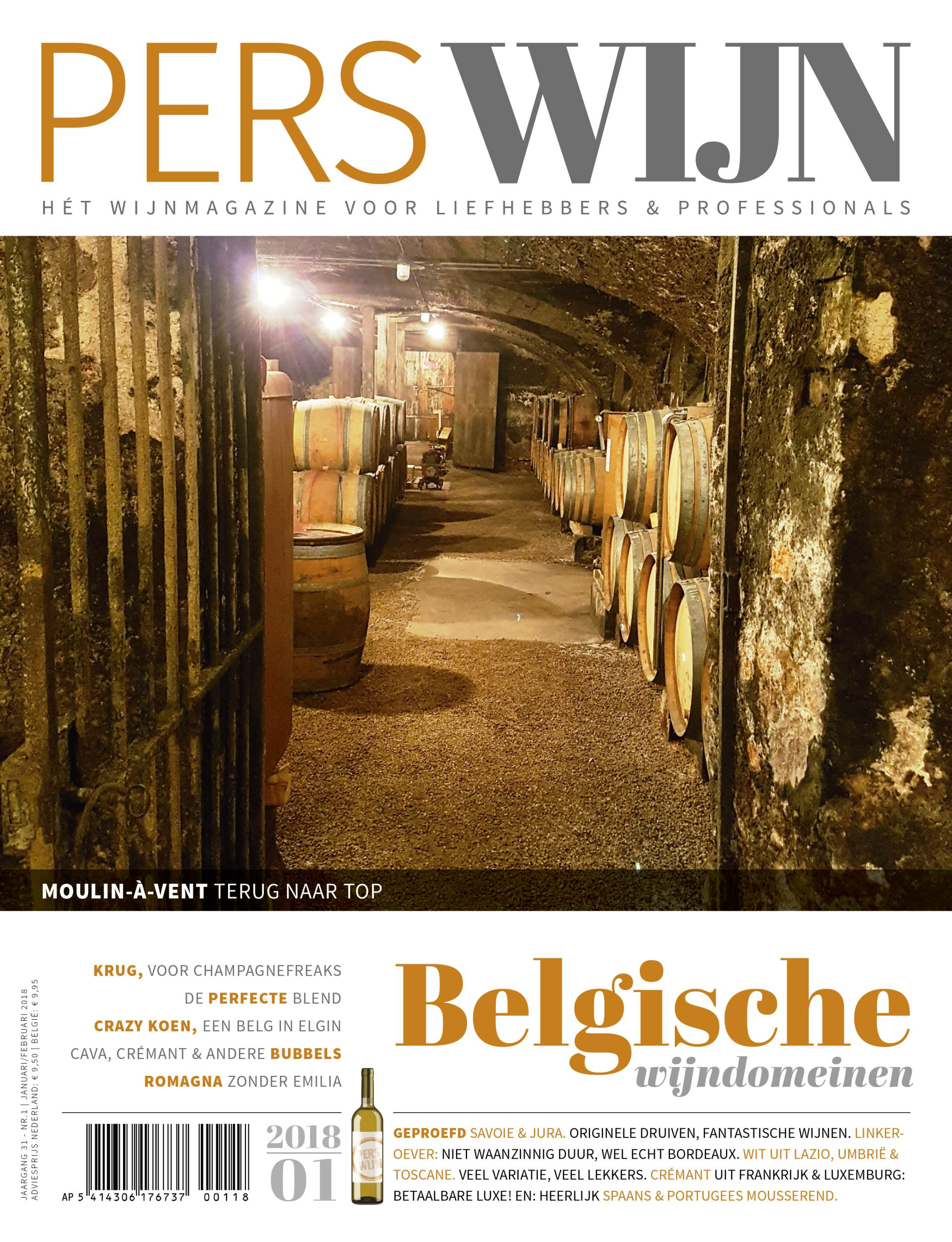 Perswijn 1 magazine