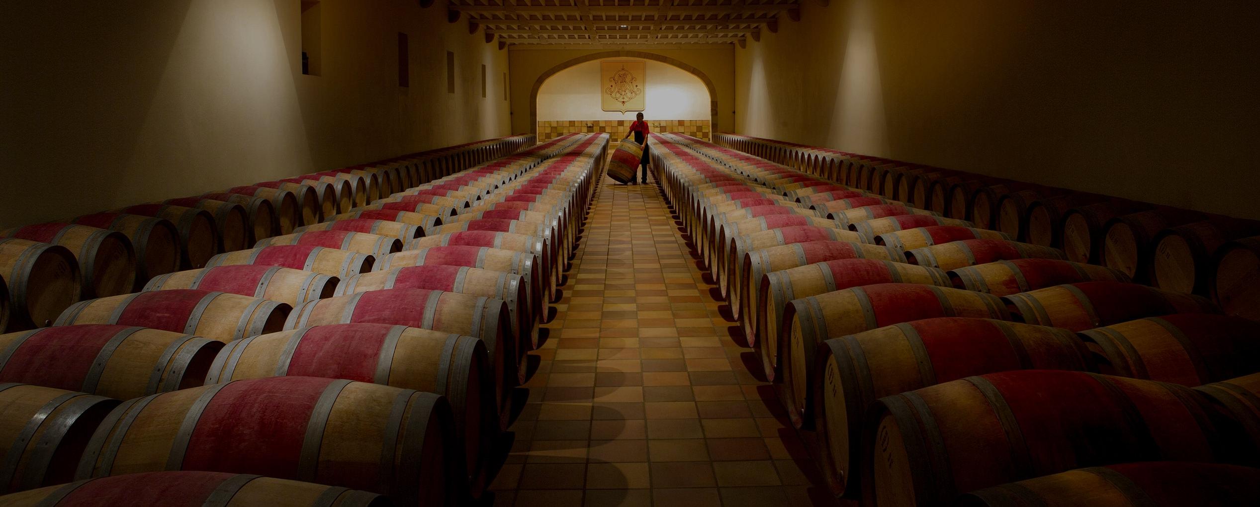Bordeaux wine barrels (photo: UGCB)