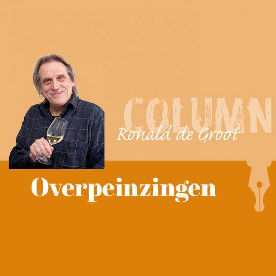 overpeinzingen op maandag-Ronald de Groot