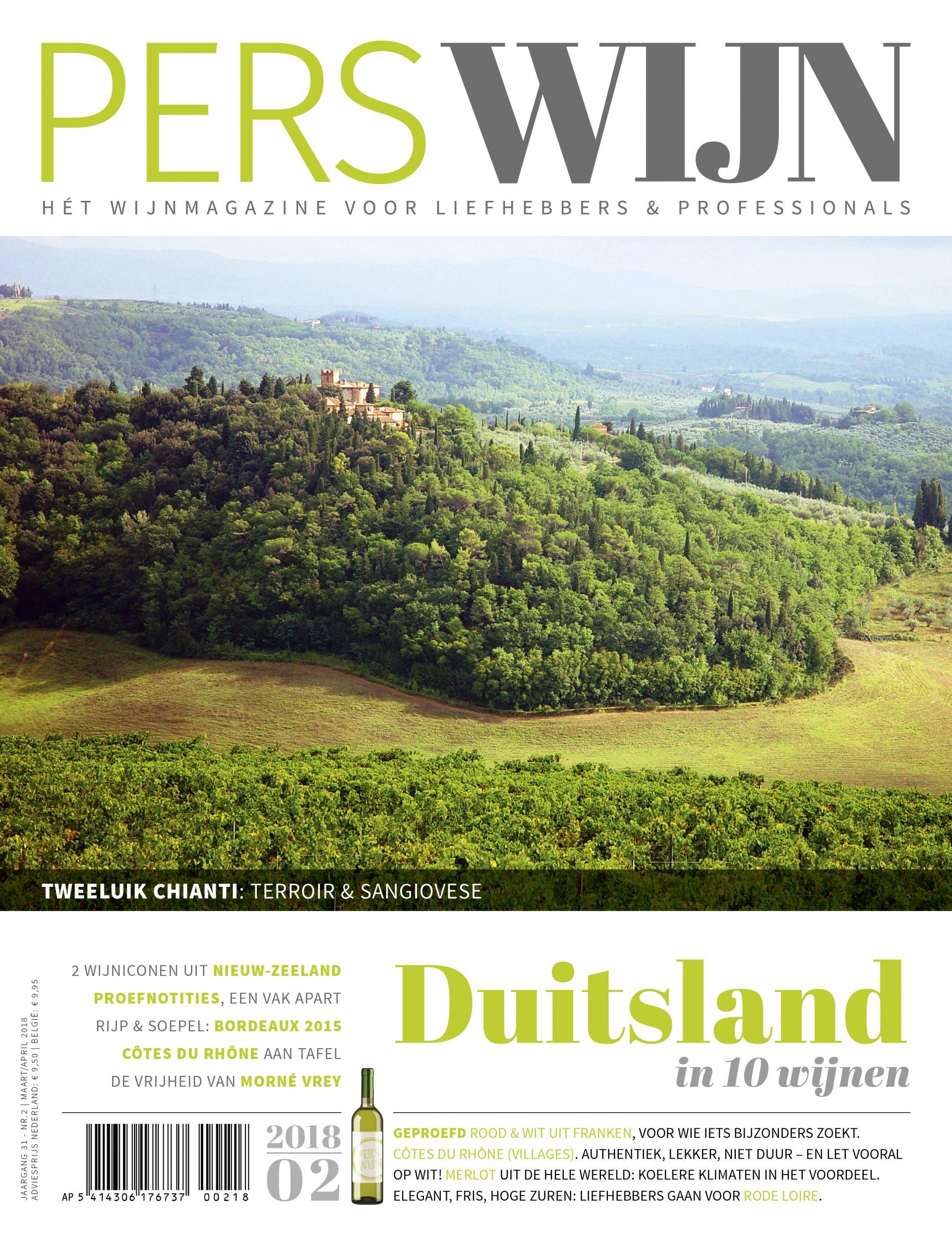 Perswijn 2 - Magazine