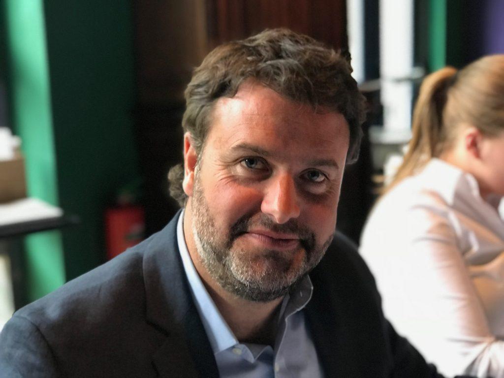 Felipe Müller, wijnmaker én CEO van Tabalí