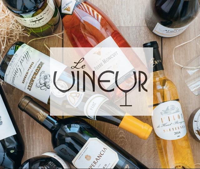 Talents & Legends wijnproeverij