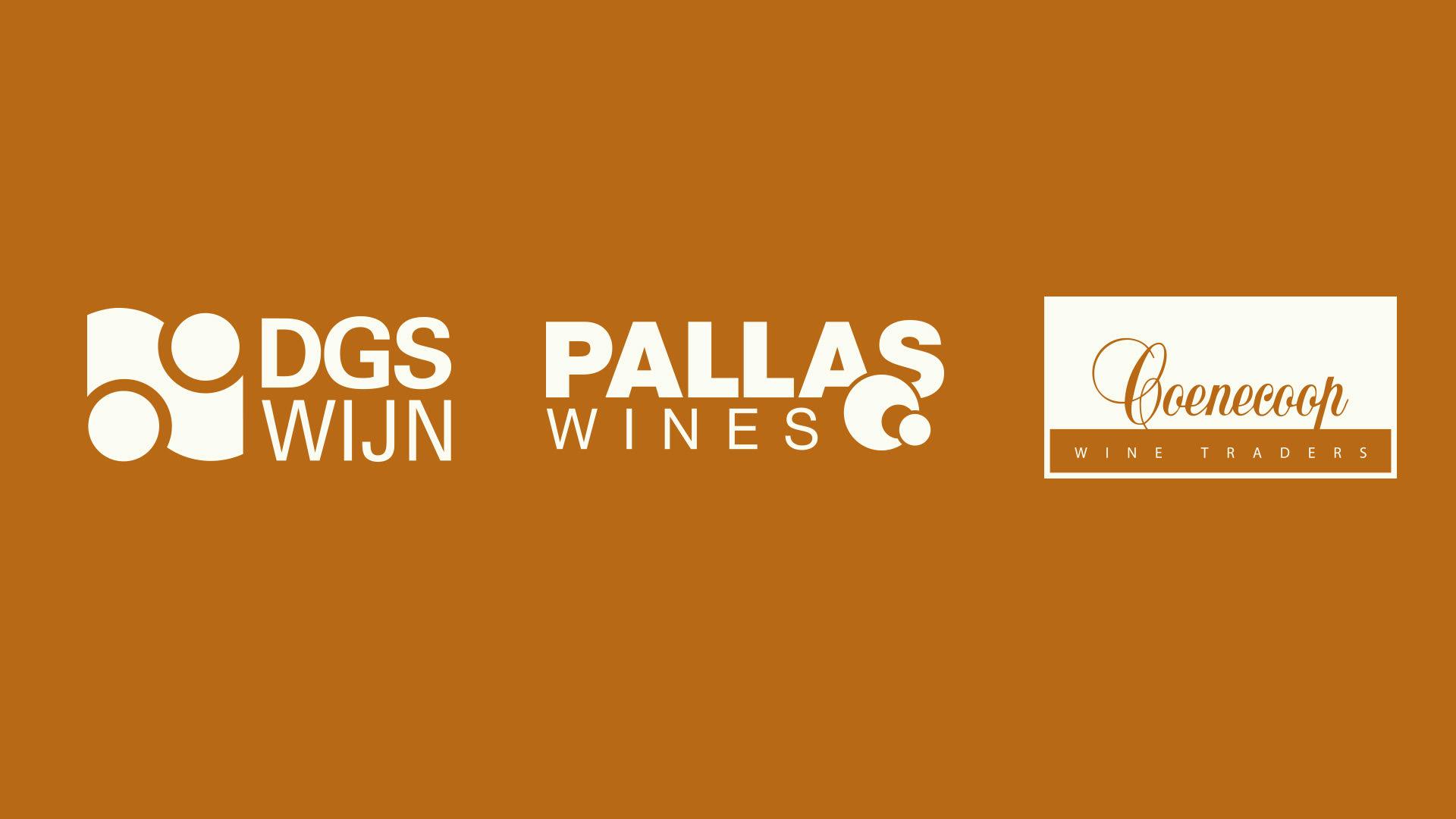 Najaarsproeverij Pallas Wines, Coenecoop Wine Traders en DGS WIJN