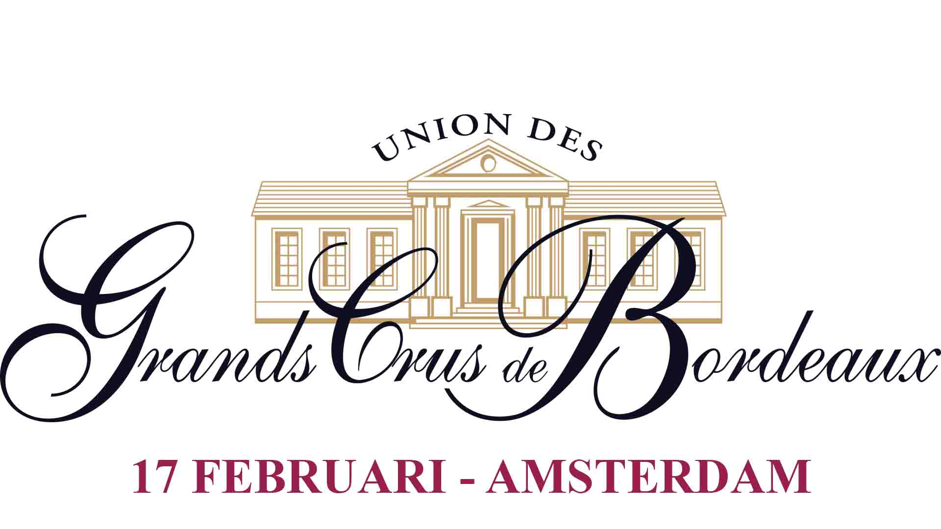 PERSWIJN proeverij Union des Grands Crus de Bordeaux 2020